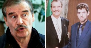Vicente Fox, ex presidente de México ¿como actor?