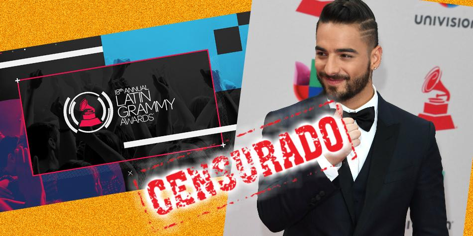 maluma censurado